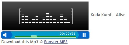 booster mp3